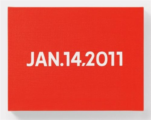 jan 14 by on kawara