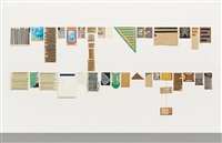 lines, (in 31 parts) by thomas hirschhorn