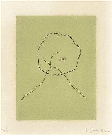 from lepee dans leau by lucio fontana