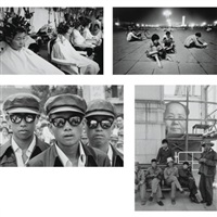 the youths in siamo (+ 3 others; 4 works) by liu heung shing