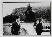 robert frazer and mike mccartney, luggalor, ireland by michael cooper