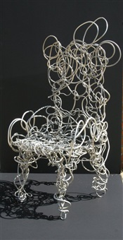 chair by forrest warden myers