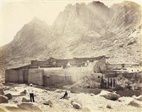view in sinai (portfolio of 20) by james (sgt.) mcdonald