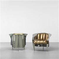 chicago chairs (pair) by krueck & sexton