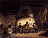 in the tavern by leopold fissette