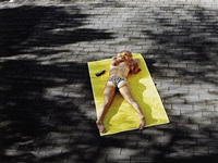 crystal from polyester by alex prager