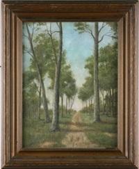 woodland by william chadwick