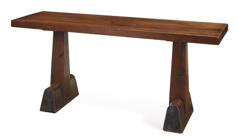 uto dining table by axel einar hjorth