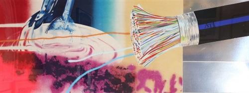 artwork by james rosenquist