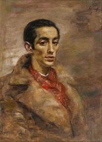 portrait d'homme by romain kramstyk