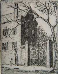 old gateway, charleston by elizabeth o'neill verner