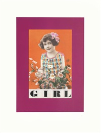 d is for dwarves & midgets ; g is for girl (2 works) by peter blake