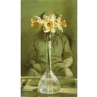 daffodils by semyon faibisovich