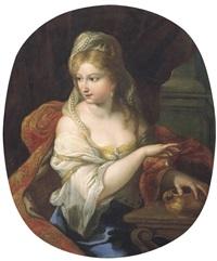 cleopatra by alessandro marchesini