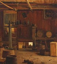 bryggers by peter (johann p.) raadsig