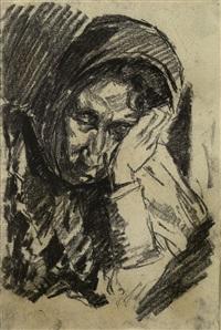 anciana by francisco gimeno arasa