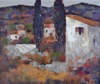 provence en ocre by roger quintaine