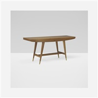 flip-top console, model 2134 by gio ponti