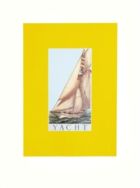 y is for yacht ; z is for zebra (2 works) by peter blake