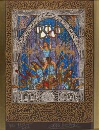 citius, fortius, altius by robert combas