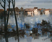 camargue by roger quintaine