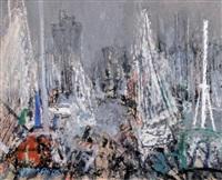 le port by junji yamashita