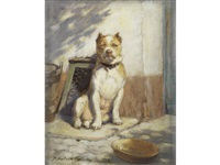 the guard dog by p(ercy) harland fisher