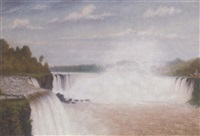 niagara falls by day by william h. kay