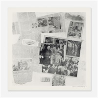 currents by robert rauschenberg