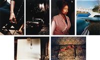 pictures from eve's bayou (6 works) by william eggleston