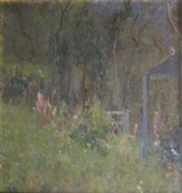 charterisville garden by george frederick gregory