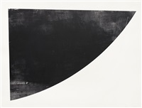 cul de sac (from saint martin series) by ellsworth kelly