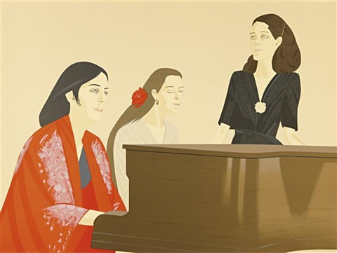 song by alex katz
