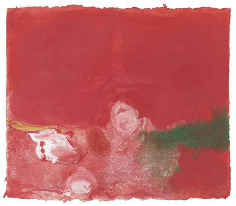 bay area tuesday vi by helen frankenthaler