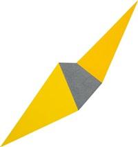 yellow hinge by ronald davis