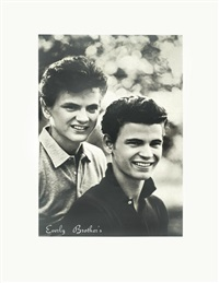 e is for everly brothers by peter blake