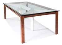 dining table by roy mcmakin
