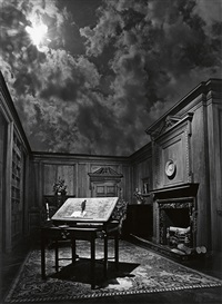 untitled (study) by jerry uelsmann