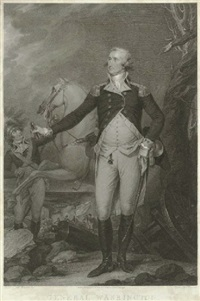 general washington by john trumbull