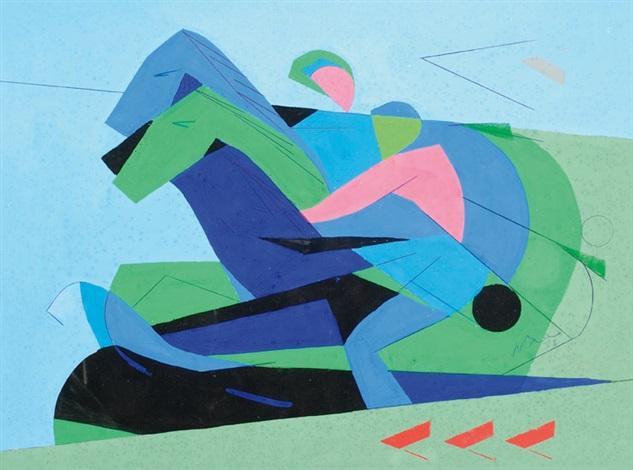 horses by jan van der zee
