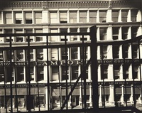 limport export co 507-511 broadway, manhattan by berenice abbott