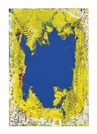 macaw by mark flood