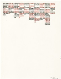 work by carl andre