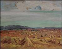 prairie wheat by mildred valley thornton
