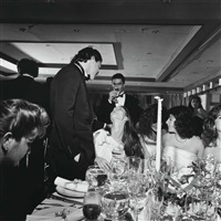 wedding, long central neck, n.y., dec by larry fink