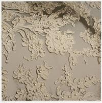 small white square (wedding dress) by julia jacquette