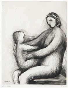 artwork by henry moore