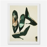 shoes by andy warhol