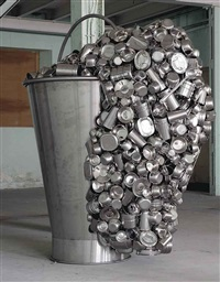 spill by subodh gupta