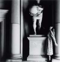 untitled, rome, italie by francesca woodman
